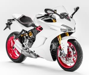 Ducati SuperSport S (2017 On)